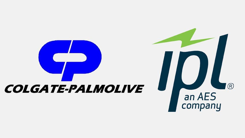 Colgate-Palmolive and Indianapolis Power and Light logos